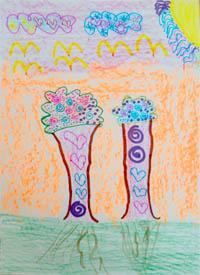 Dibujo Concurso Dibuja tu árbol, Mayo 2011