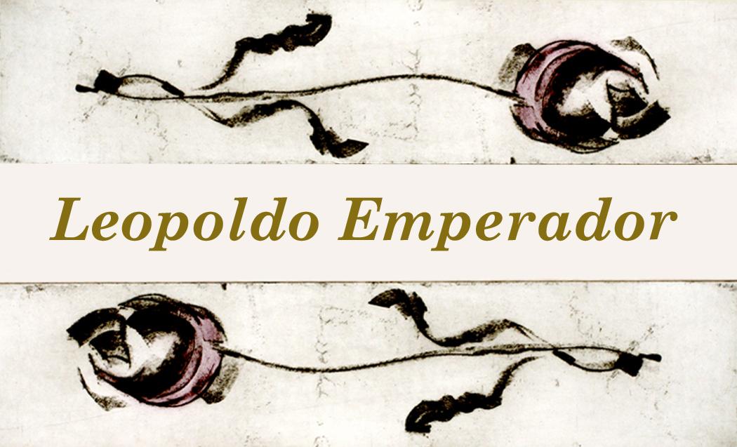 Obra gráfica y escultura de Leopoldo Emperador