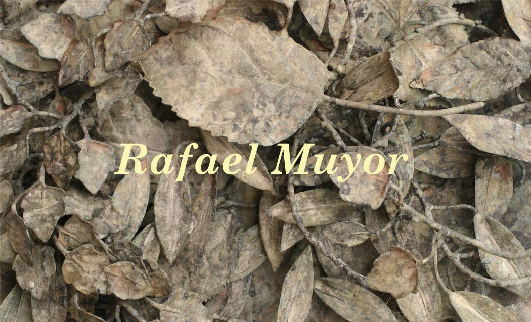 Esculturas de Rafael Muyor