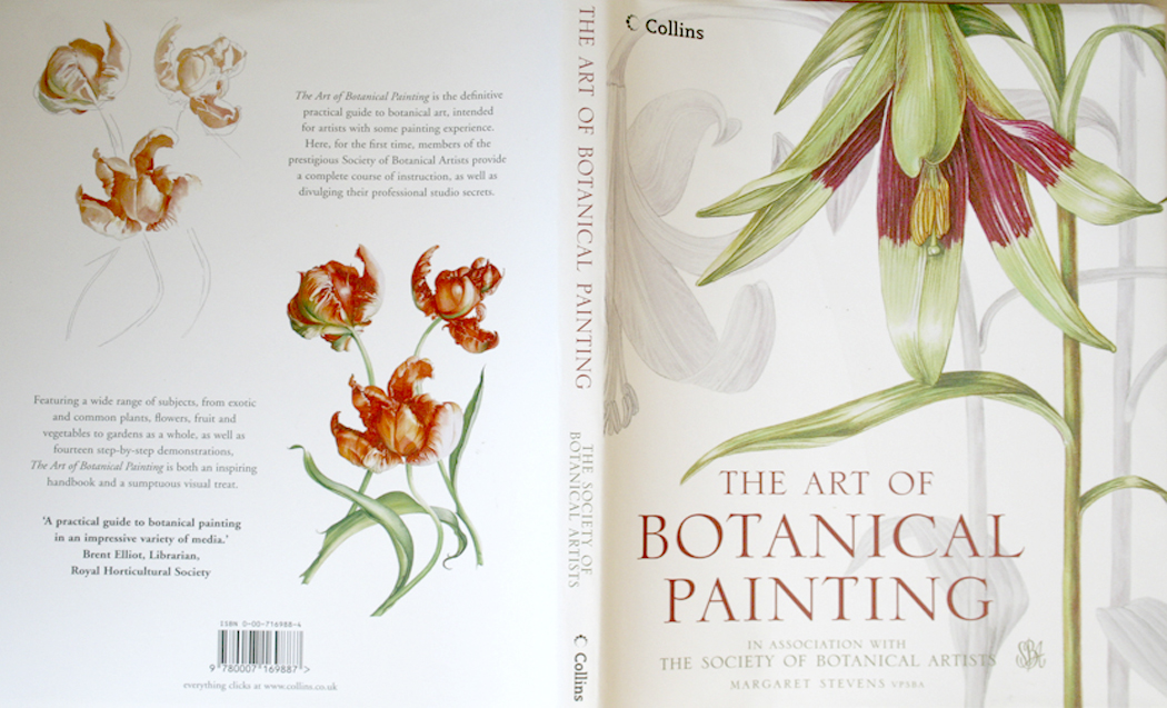 Libro: The Art of Botanical Painting