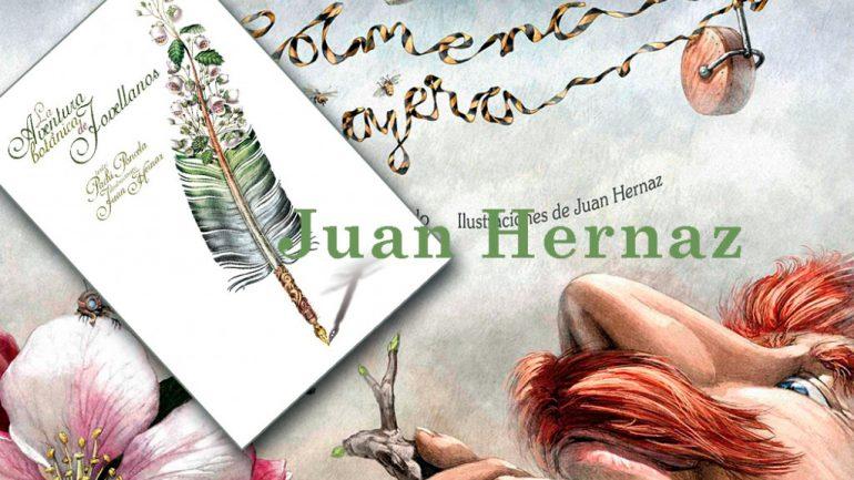 Juan Hernaz, genial ilustrador