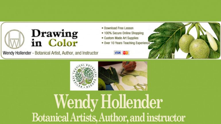 Taller de Wendy Hollender en Hawaii