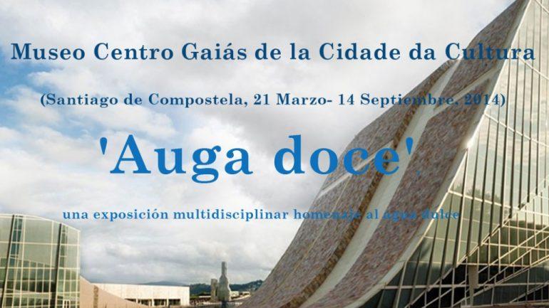 Auga Doce, una exposición homenaje al agua dulce en Galicia